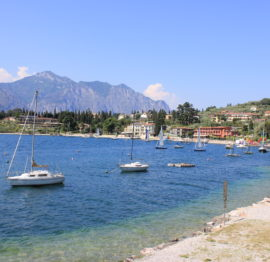 Escape to Lake Garda