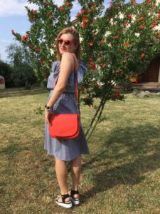 LadySi Lifestyle Blog Fun & chic vichy Fashion