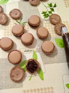 LadySi Lifestyle Blog Macarons the small and delicious French sweets Food Lifestyle