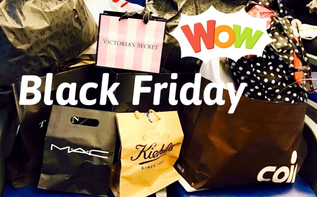 LadySi Lifestyle Blog Black Friday and the fever of purchases Lifestyle