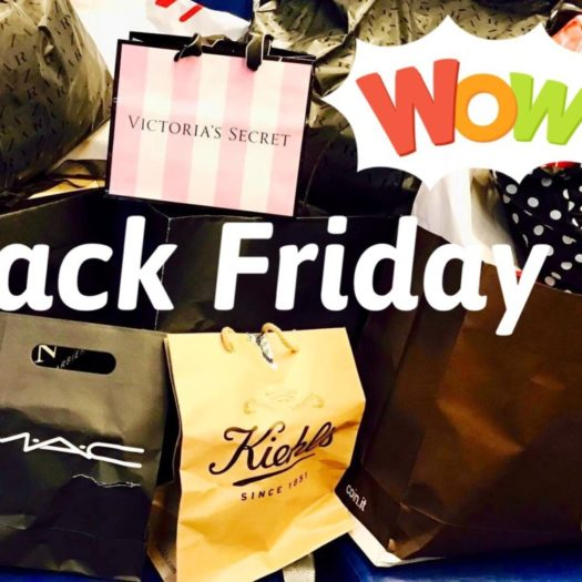 Black Friday and the fever of purchases