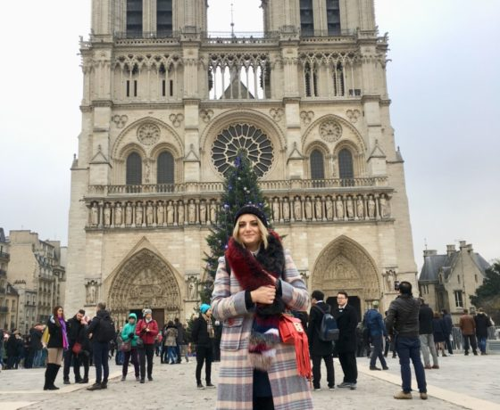 Paris and the magic of Christmas season