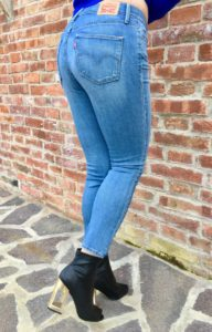 LadySi Lifestyle Blog Finding that perfect pair of jeans Fashion