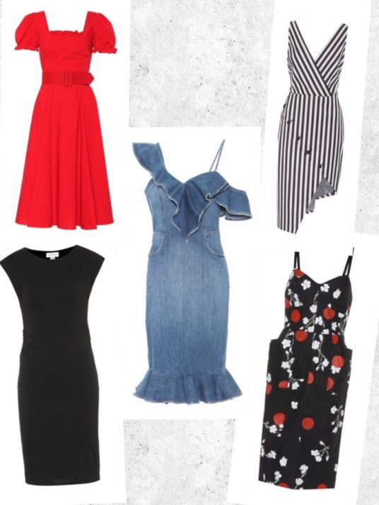LadySi Lifestyle Blog 5 dresses that every woman must have in her wardrobe Fashion