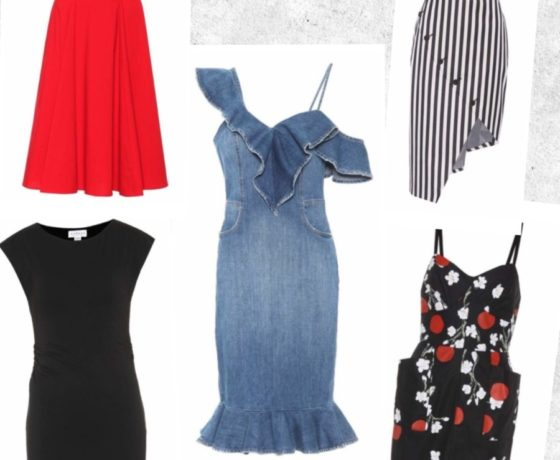 5 dresses that every woman must have in her wardrobe
