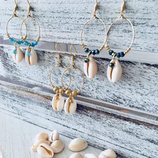 Earrings, the indispensable accessory of the summer