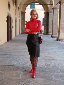 Lady Si Lifestyle Blog The turtleneck the perfect garment for cold days Fashion