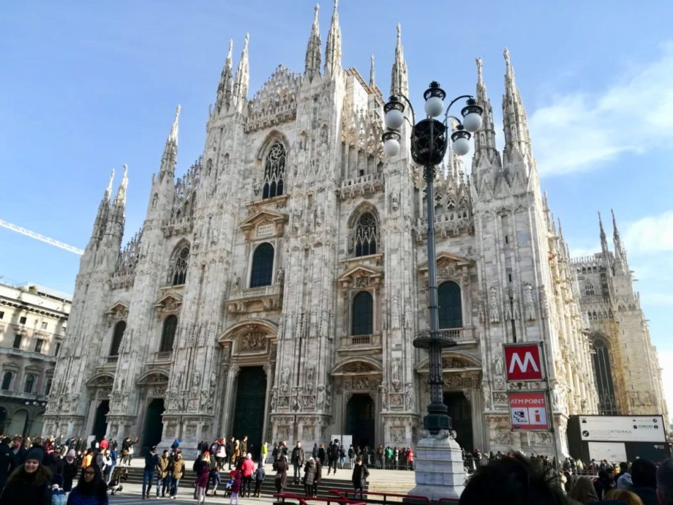 LadySi Lifestyle Blog Walking around Milan Lifestyle Travel