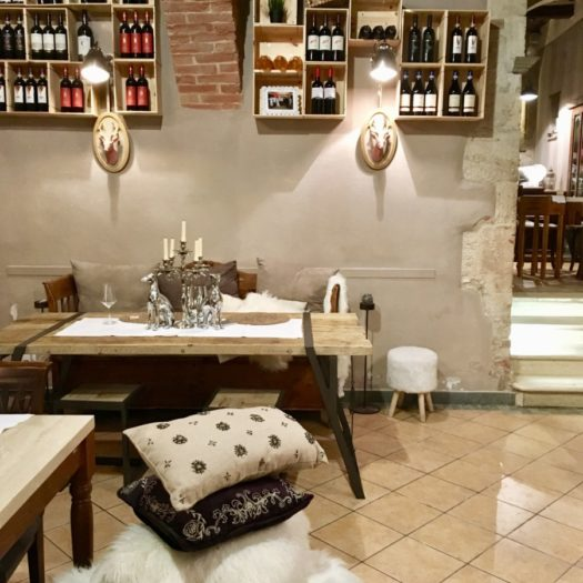 Where to eat in Asciano Tuscany