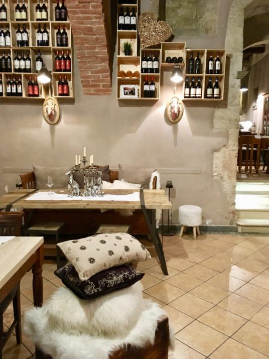 LadySi Lifestyle Blog Where to eat in Asciano Tuscany Food Lifestyle