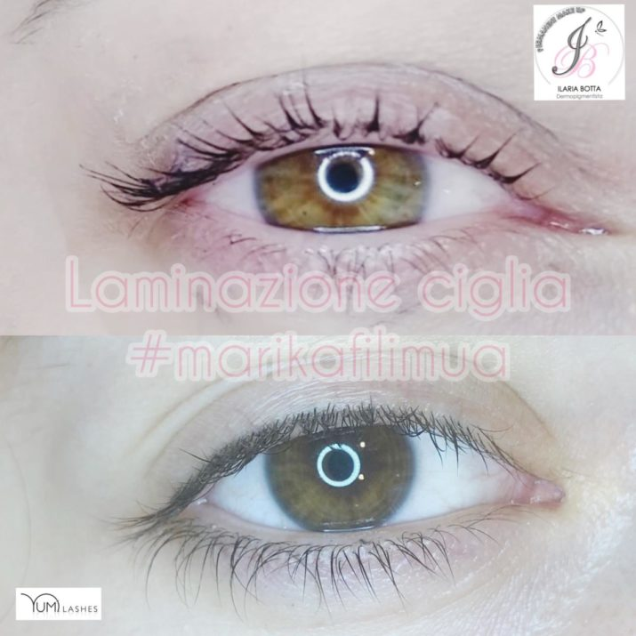 LadySi Lifestyle Blog Lash lift for all! Beauty